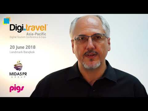 3rd Digi.travel APAC Conference & Expo - 20 June 2018 - Table of 8
