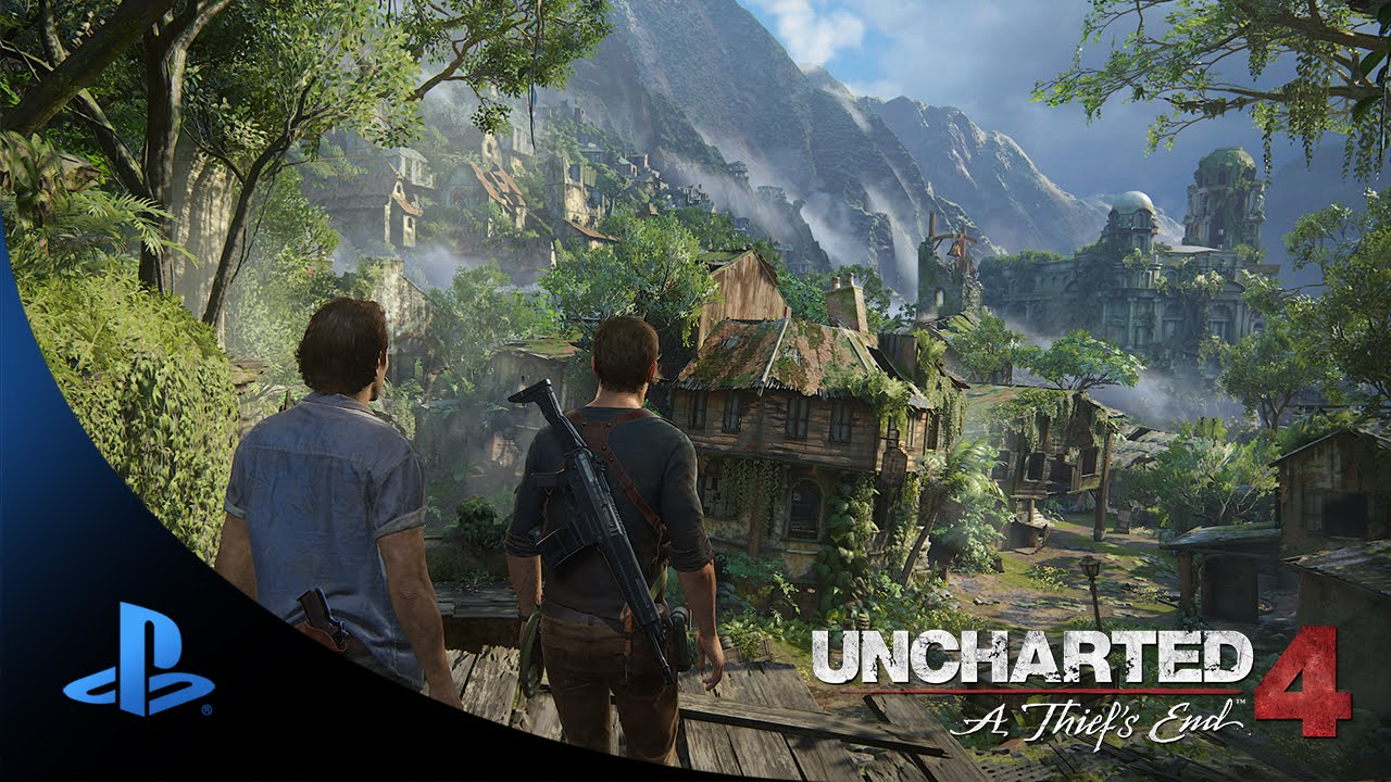 Uncharted 4 : A Thief's End - Story Trailer 공식 한국어 버전
