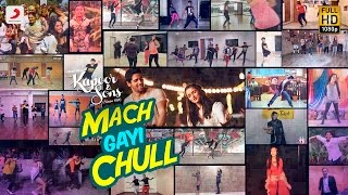 Download Hindi Video Songs - Mach Gayi Chull   Kapoor & Sons | Sidharth | Alia | Badshah | Amaal | Fazilpuria