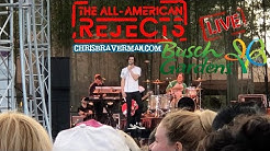 All American Rejects LIVE! At Busch Gardens - April 2018 - FL
