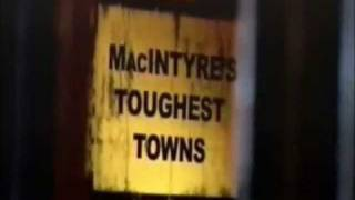 Northern Ireland Belfast Documentary - Full - Macintyres Toughest Towns