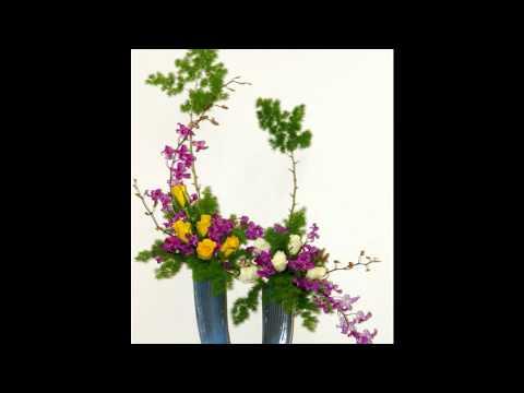 FMI - Sưu tầm cắm hoa nghệ thuật