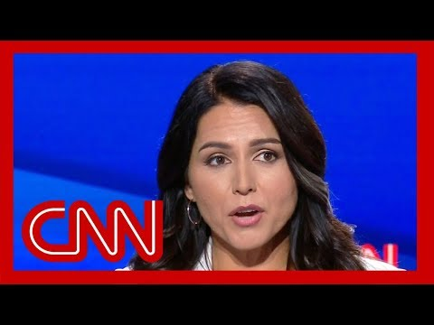 2020 debate: Tulsi Gabbard prompts a brawl with Kamala Harris ...