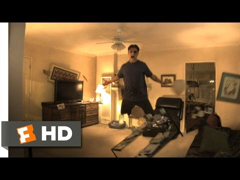 Paranormal Activity: The Marked Ones (8/10) Movie CLIP - Cleansing the Evil Spirit (2014) HD