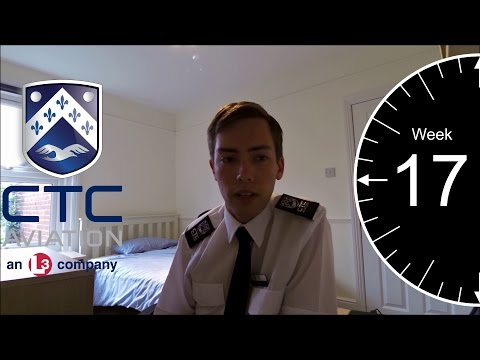 Life as a CTC Wings cadet pilot - Week 17