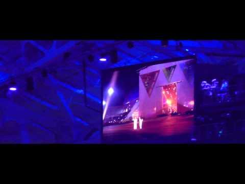 Opening Ceremony Sochi 2014: The Cauldron