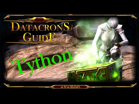 [SWTOR] DATACRONS GUIDE - Tython [CC]