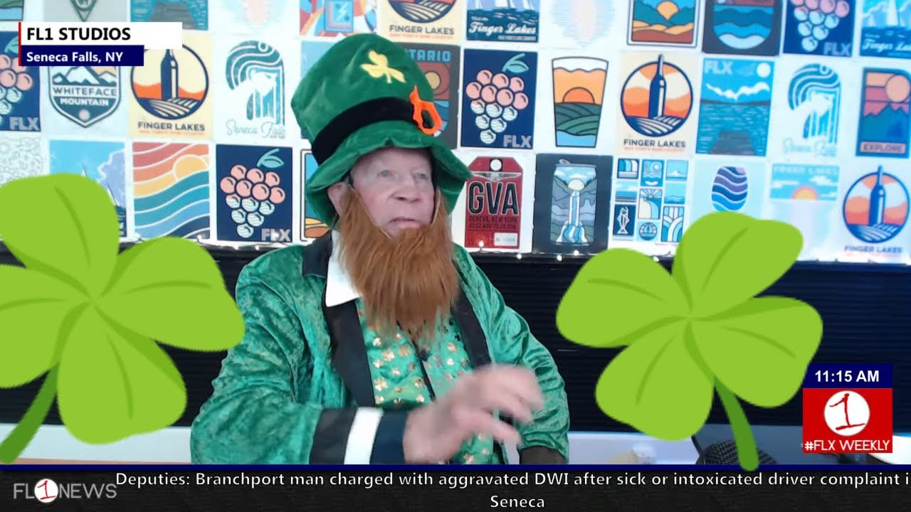FLX WEEKLY: Legends of St. Patrick's Day (podcast)
