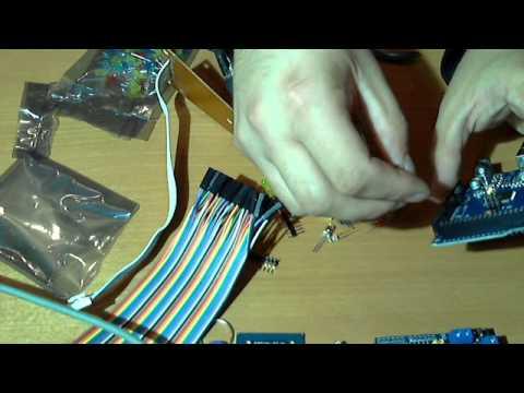 Подключение Arduino Mega 2560