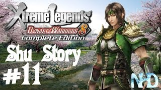Dynasty Warriors 8 XLCE [PC] (Shu Story Mode pt11 - Guan Xing) Battle of Yiling