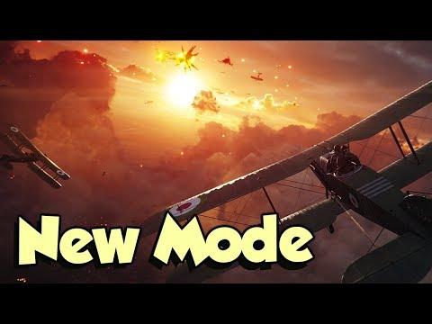 NEW Air Assault Mode - BF1 Apocalypse DLC