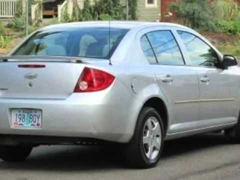 2005 Chevrolet Cobalt 4dr Sdn (portland, Oregon)