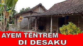 Download MASA LALU YANG INDAH, AYEM TENTREM NANG DESAKU