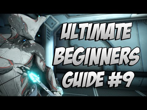 Warframe: The ULTIMATE Beginners Guide Episode #9 Archwing, Getting Trinity & Neural Sensors