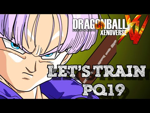 LET'S TRAIN! // Parallel Quest 19 (How to Z-Rank) - Dragon Ball Xenoverse  ►The Arnolds Play