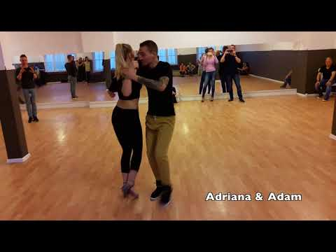 Adriana & Adam - Semba (Eddy Tussa ft Rei Helder - Sacudiu)