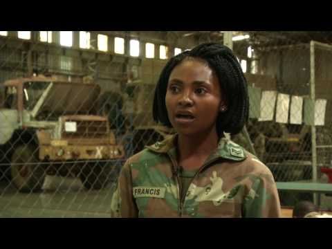 Project Thusano SANDF Documentary