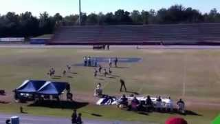 Myrtle Grove Mighty Mites Cheer Competition 2012