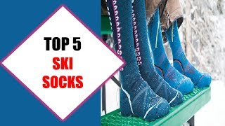 Top 5 Best Ski Socks 2018 | Best Ski Sock Review By Jumpy Express