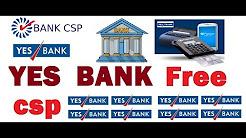 YES BANK Free csp