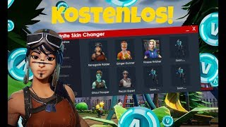 FREE RARE SKINS!! 🔥| Skin Chanager for Fortnite | NilsTheReal