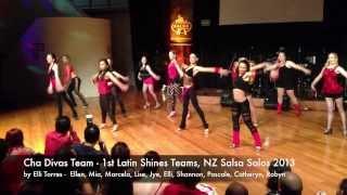 Salsa Latina 2014: Salsa Dance School, Dance Classes, Events & Performers - Christchurch New Zealand