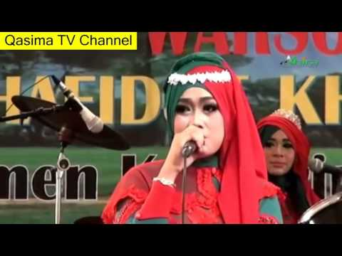 Qasima - Sayang [Via Vallen] _ Voc. Dwi Restiani - Qasima TV