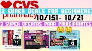 Cvs 3 super deals for beginners/3 súper ofertas para principiantes 🤑🤑