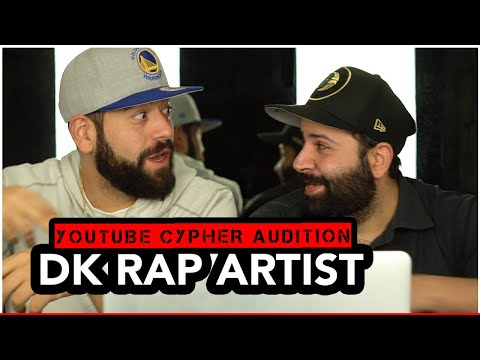 HE DESERVED HIS SPOT!! Music Reaction | DK - Youtube Cypher Audition #youtubecyphervol2