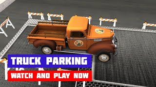 Warehouse Truck Parking · Game · Gameplay