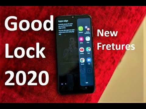 Samsung Good Lock 2020 Apps Comming With New Fretures | One Ui 2.0  Many Improvements