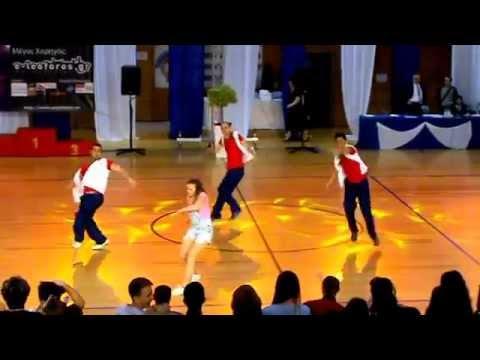 Greek Open 2014 : Dance Express 1st place