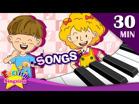 What are you doing?+More Kids Songs | English songs for Kids | Collection of Animated Rhymes