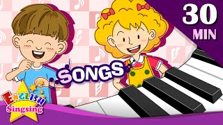 Download What are you doing?+More Kids Songs | English songs for Kids | Collection of Animated Rhymes Mp3 and Videos