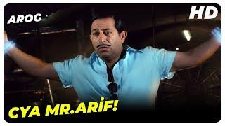 AROG Cem Yılmaz Turkish Comedy Film | Komutan Logar is Making Clone of Arif!  ( English Subtitles)