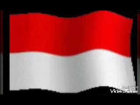 INDONESIA MERAH DARAHKU PUTIH TULANGKU