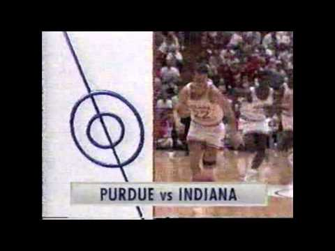 1993 NCAA Basketball on CBS Promo Doubleheader