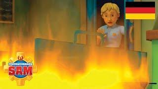 Feuerwehrmann Sam Deutsch Neue Folgen | Die beste Pyjama-Party aller Zeiten | Cartoon für Kinder