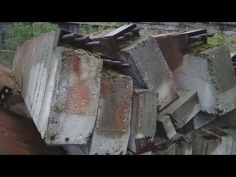 Железобетонный каменный гараж построить из чего! Железо бетонные плиты обзор.