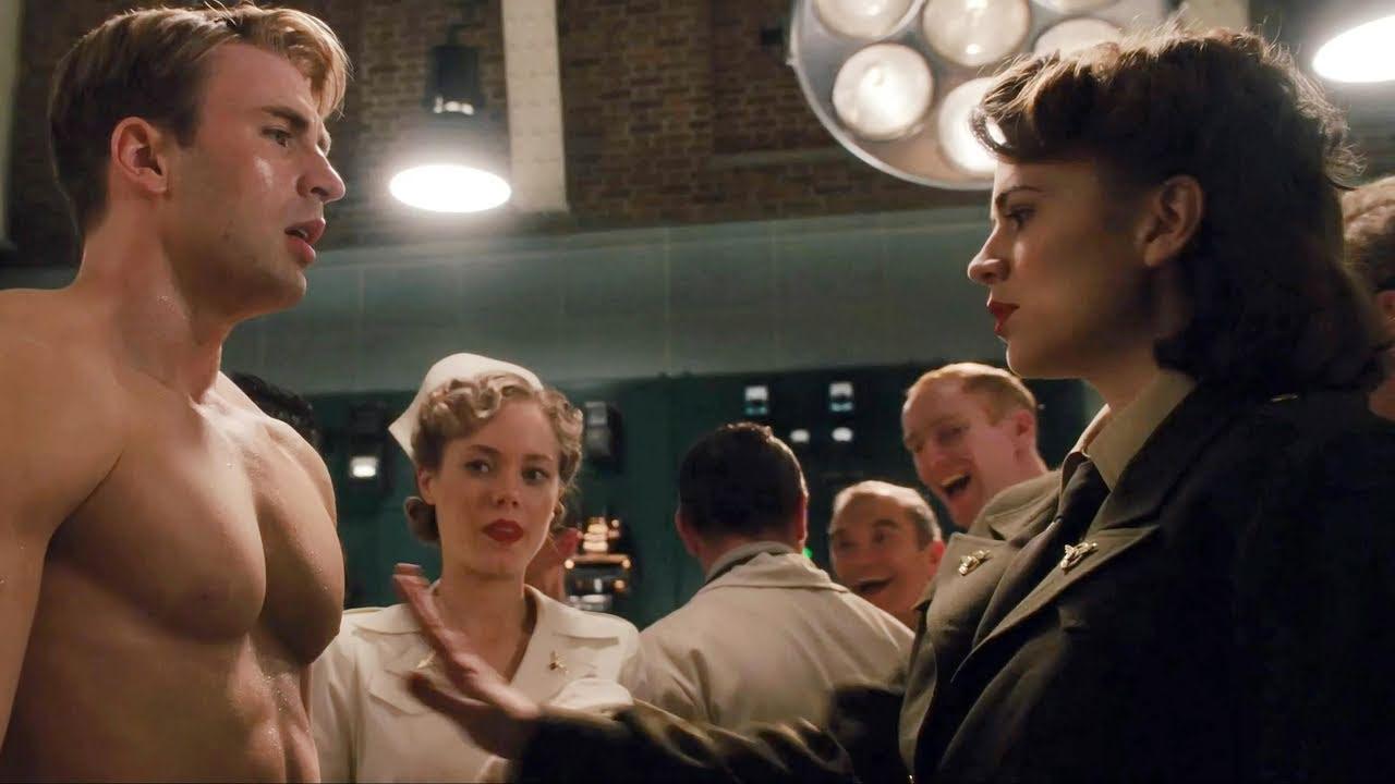 Captain america the first avenger 2011 - Captain America The First Avenger Rebirth 2011 Official Movie Trailer Clip Youtube