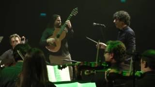 TREM DO CERRADO - Orquestra da Ulbra e Leandro Maia