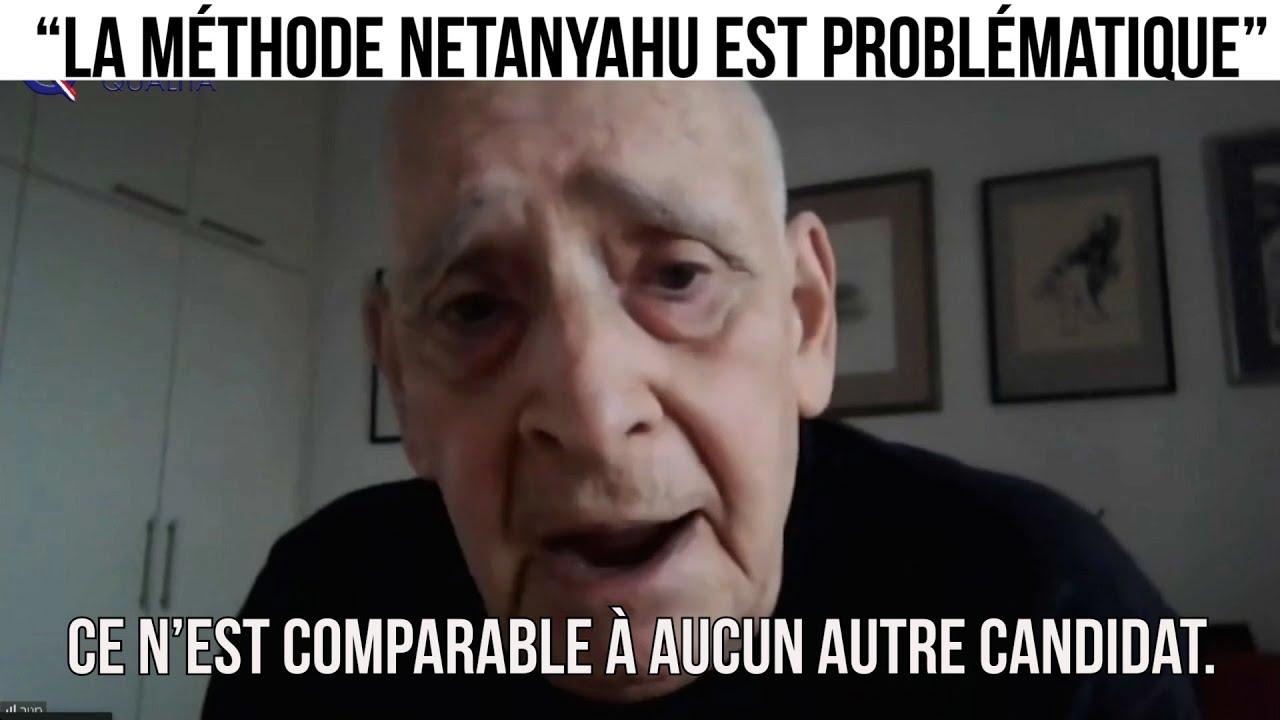 """""""La méthode Netanyahu est problématique"""" - L'invité du 19 mars 2021"""
