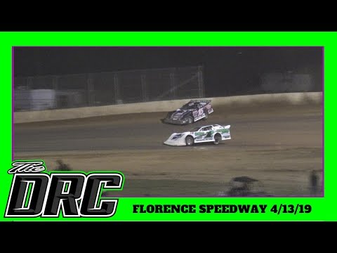 Florence Speedway | 4/13/19 | Late Models | Feature