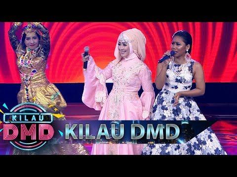 Nyawer Bareng Evi Masamba Dan Gita KDI [GULA GULA] - Kilau DMD (13/4)