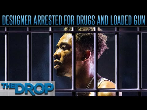 Desiigner Arrested on Drug and Felony Gun Charges – The Drop Presented by ADD
