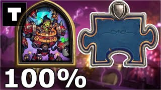 Hearthstone: The Puzzle Lab - Survival | Dr. Boom 6/6 100%