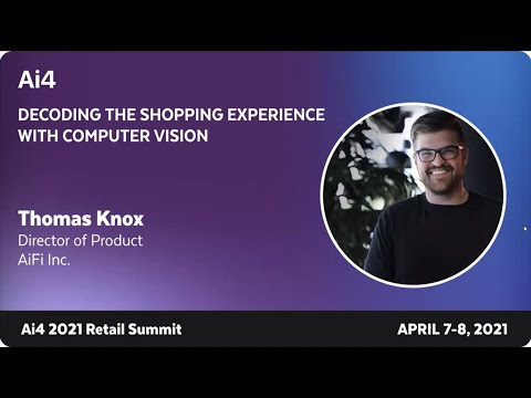 Decoding The Shopping Experience with Computer Vision