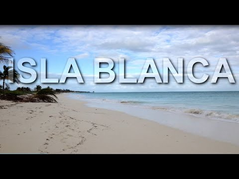 Isla blanca Mexico