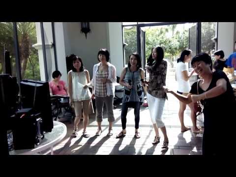 CSCCA Lion & Dragon Dance 2014 Graduation-Karaoke