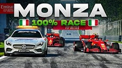 F1 2020 Gameplay: Monza 100% Race as Charles Leclerc